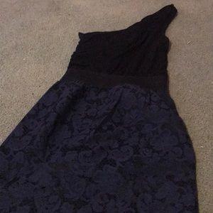 One Strap Dress
